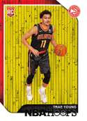 2018-19 Panini Hoops #250 Trae Young NM-MT Atlanta Hawks