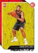 2018-19 Panini Hoops #251 Omari Spellman NM-MT Atlanta Hawks