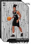 2018-19 Panini Hoops #256 Lonnie Walker IV NM-MT San Antonio Spurs
