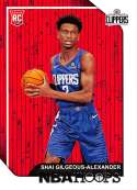 2018-19 Panini Hoops #262 Shai Gilgeous-Alexander NM-MT Los Angeles Clippers