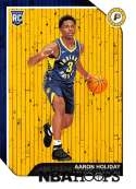2018-19 Panini Hoops #267 Aaron Holiday NM-MT Indiana Pacers