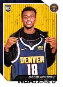 2018-19 Panini Hoops #273 Jarred Vanderbilt NM-MT Denver Nuggets