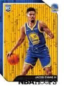2018-19 Panini Hoops #279 Jacob Evans III NM-MT Golden State Warriors