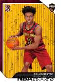2018-19 Panini Hoops #280 Collin Sexton NM-MT Cleveland Cavaliers