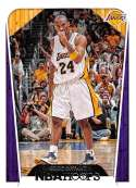 2018-19 Panini Hoops #296 Kobe Bryant Tribute NM-MT Los Angeles Lakers
