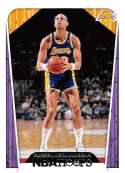 2018-19 Panini Hoops #297 Kareem Abdul-Jabbar Tribute NM-MT Los Angeles Lakers