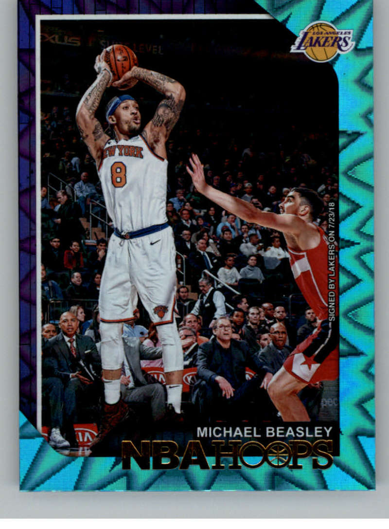 6148252122d76 2018-19 Panini Hoops Teal Explosion Basketball Checklist | Ultimate ...