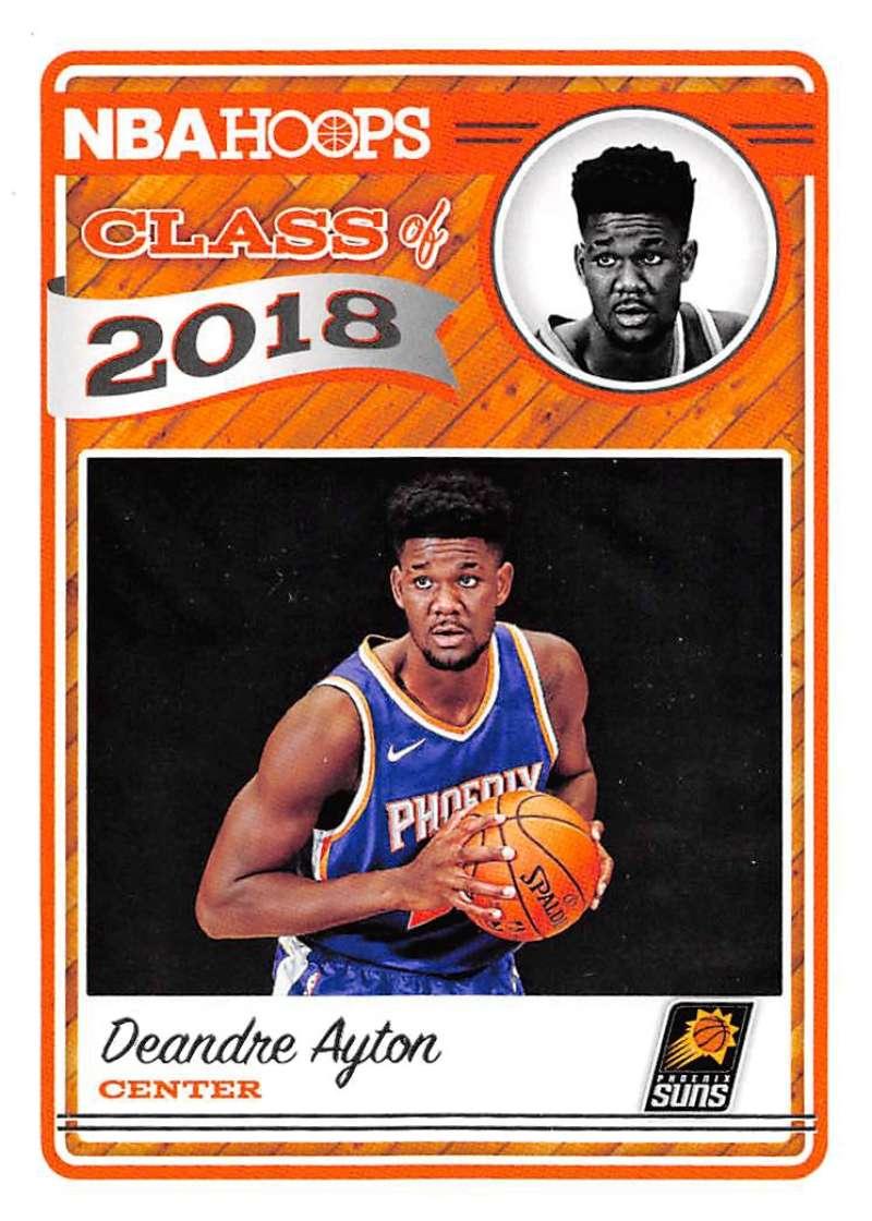 2018-19 Panini Hoops Class of 2018