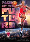 2018-19 NBA Hoops Faces of the Future #7 Wendell Carter Jr. Chicago Bulls  Rookie RC Official Trading Card made by Panini