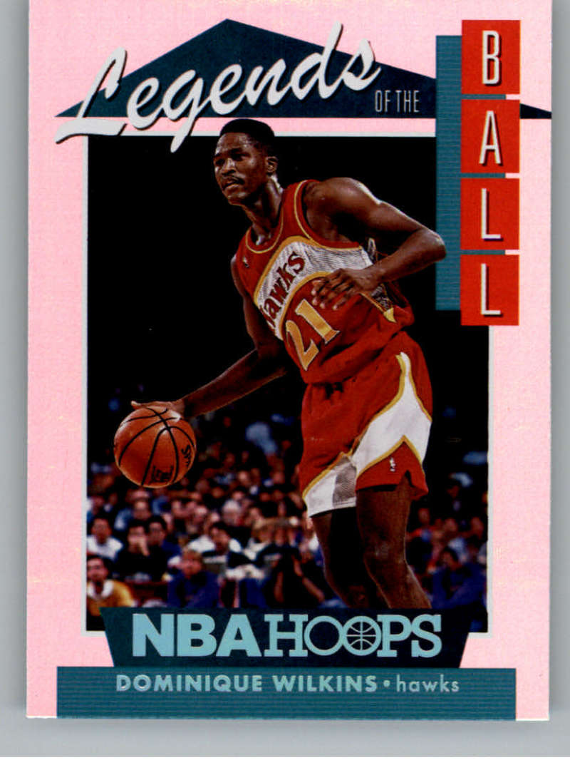 2018-19 Panini Hoops Legends of the Ball