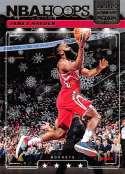 2018-19 NBA Hoops Winter Holiday Lights Camera Action #9 James Harden Houston Rockets  Official Panini Basketball Card