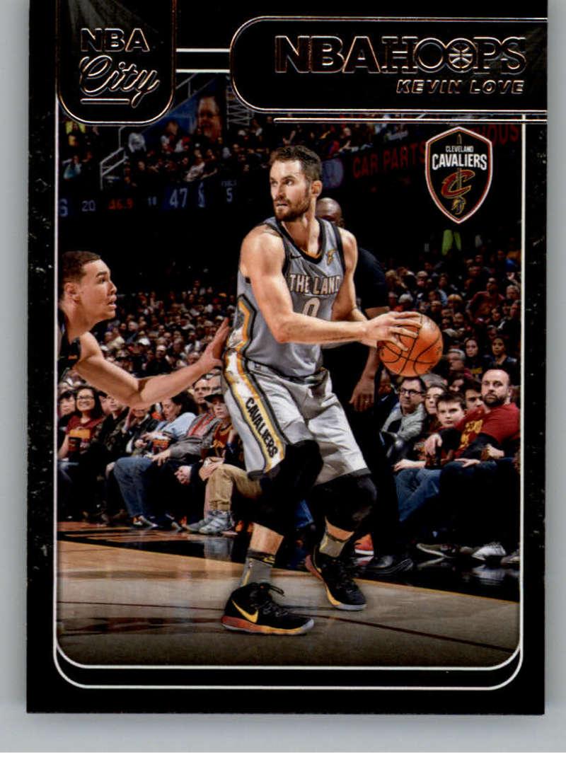 2018-19 Panini Hoops NBA City