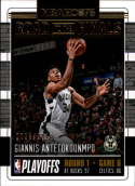 2018-19 Panini Hoops Road to the Finals First Round #40 Giannis Antetokounmpo NM-MT 1893/2018 Milwaukee Bucks