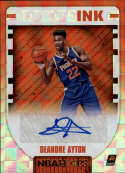 2018-19 Panini Hoops Rookie Ink #1 Deandre Ayton NM-MT Auto Phoenix Suns Official NBA Basketball Card