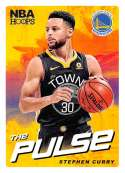 2018-19 NBA Hoops The Pulse #1 Stephen Curry Golden State Warriors  Official Trading Card made by Panini