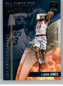 2018-19 Donruss All Clear for Takeoff #1 LeBron James NM+