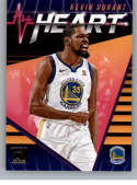 2018-19 Donruss All Heart Basketball Insert #5 Kevin Durant Golden State Warriors  Official NBA Trading Card Produced By Panini