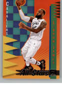 2018-19 Donruss All-Stars Basketball Insert #1 LeBron James Cleveland Cavaliers  Official NBA Trading Card Produced By Panini