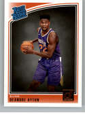 2018-19 Donruss #157 Deandre Ayton Rated Rookie NM+ RC Rookie