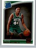 2018-19 Donruss #167 Robert Williams III Rated Rookie NM-MT RC Rookie Boston Celtics