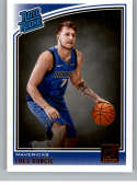 2018-19 Donruss #177 Luka Doncic Rated Rookie NM+ RC Rookie