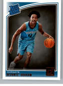 2018-19 Donruss #189 Devonte' Graham Rated Rookie NM-MT RC Rookie Charlotte Hornets