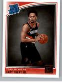 2018-19 Donruss #199 Gary Trent Jr. NM-MT RC Portland Trail Blazers  Official NBA Basketball Card