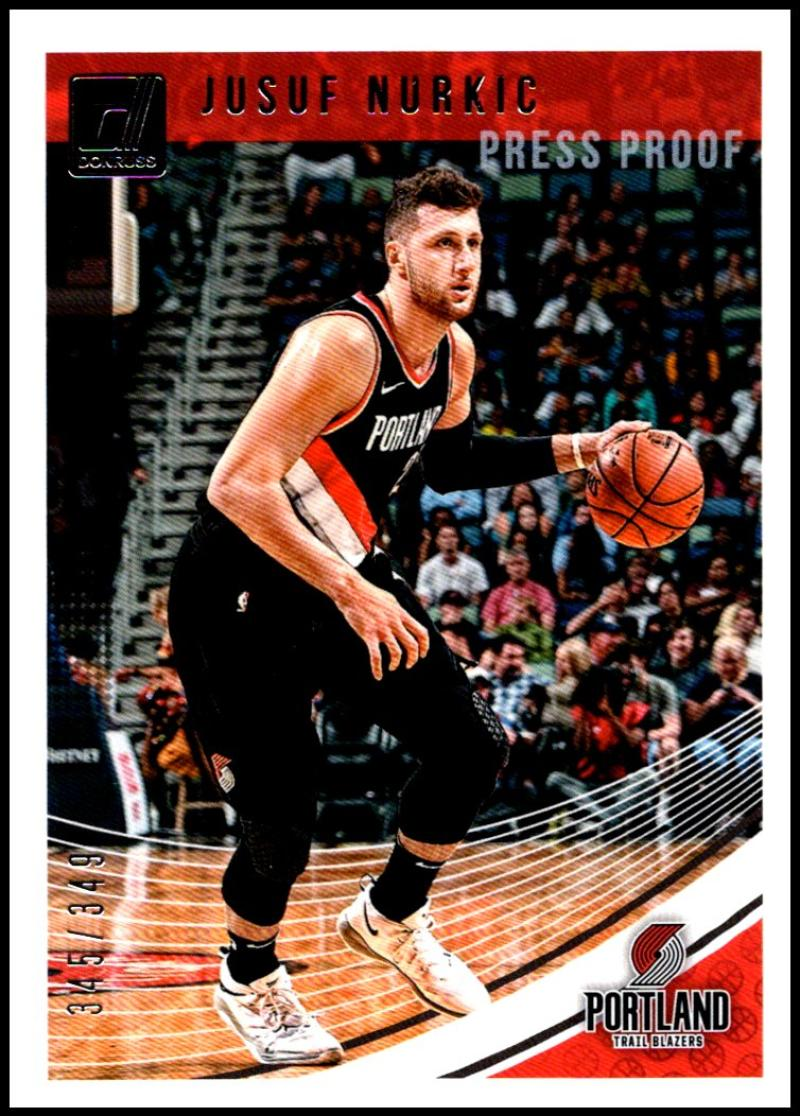 2018-19 Donruss  Press Proof Silver