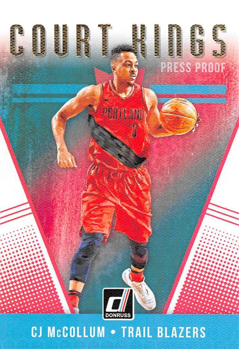 2018-19 Donruss  Court Kings Press Proof