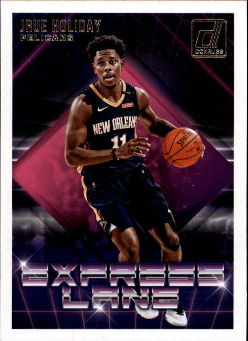 2018-19 Donruss  Express Lane