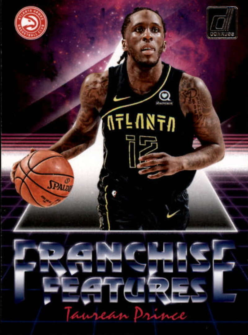 2018-19 Donruss  Franchise Features