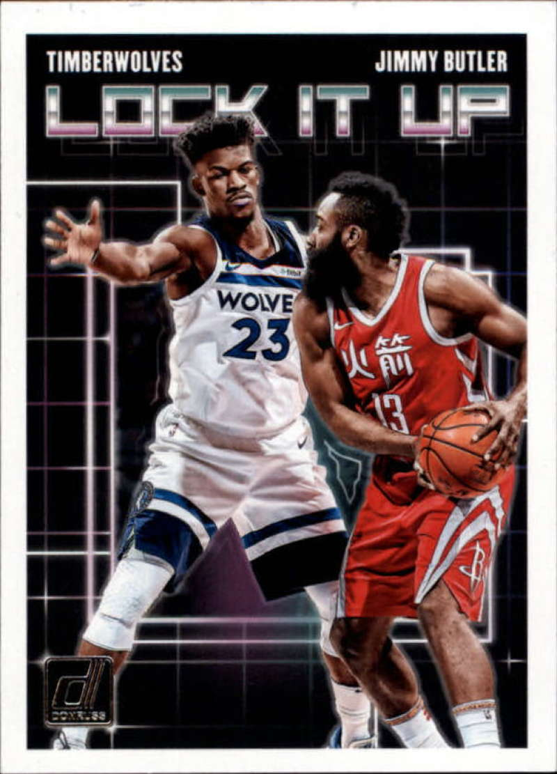 2018-19 Donruss  Lock it Up