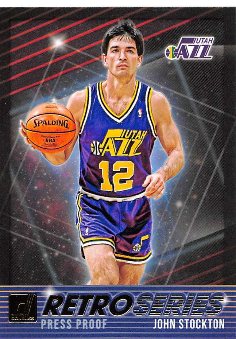 2018-19 Donruss  Retro Series Press Proof