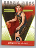 2018-19 Donruss Rookie Kings Basketball Insert #9 Kevin Huerter Atlanta Hawks  Official NBA Rookie Card RC (made by Panini)