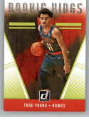 2018-19 Donruss Rookie Kings #24 Trae Young NM+