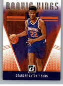 2018-19 Donruss Rookie Kings Basketball Insert #27 Deandre Ayton Phoenix Suns Official NBA Rookie Card RC (made by Panini)
