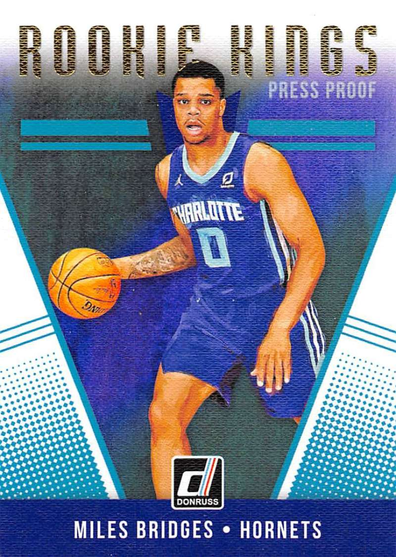 2018-19 Donruss  Rookie Kings Press Proof
