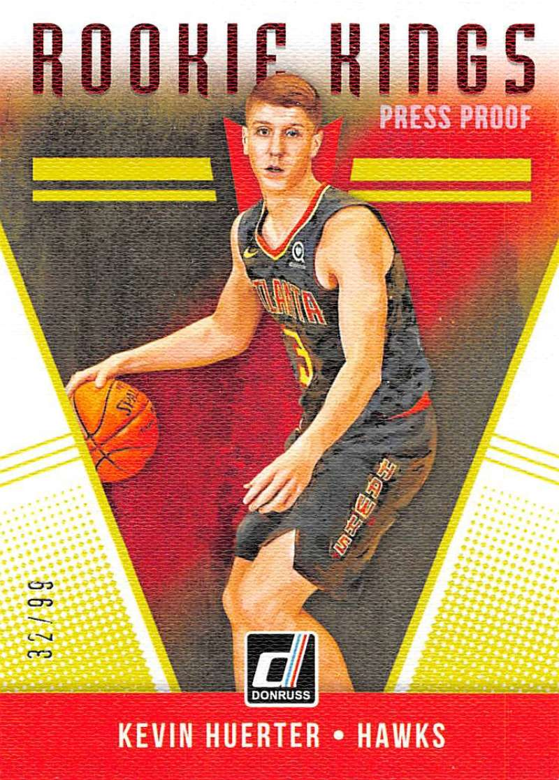 2018-19 Donruss  Rookie Kings Press Proof Red