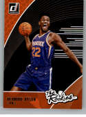 2018-19 Donruss The Rookies Basketball Insert #1 Deandre Ayton Phoenix Suns  Official NBA Rookie RC Trading Card Produced By Panini