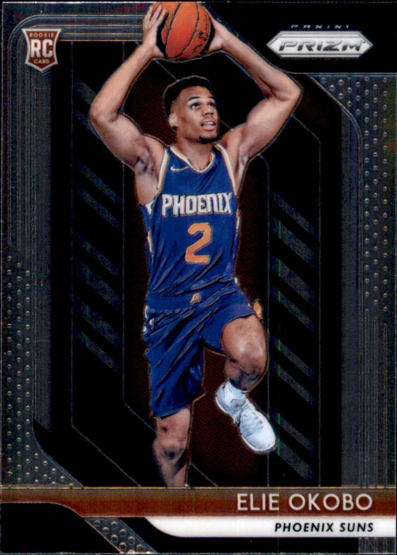2018-19 Panini Prizm #299 Elie Okobo RC NM-MT Phoenix Suns Official NBA Basketball Card