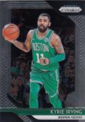 2018-19 Panini Prizm Basketball #98 Kyrie Irving Boston Celtics  Official NBA Trading Card