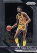 2018-19 Panini Prizm #205 Wilt Chamberlain NM-MT+ Los Angeles Lakers