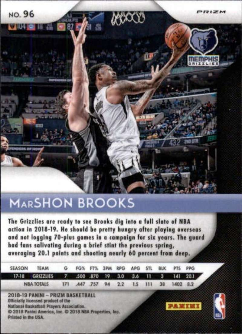 2018-19-Panini-Prizm-Silver-Prizms-Refractor-Parallel-Pick-From-List-1-150 thumbnail 147