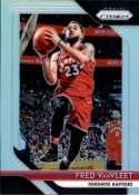 2018-19 Panini Prizm SILVER Refractor #103 Fred VanVleet Toronto Raptors Official NBA Basketball Trading Card