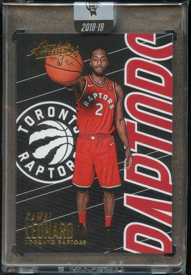 2018-19 Panini Absolute Veteran-Uncirculated