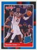 2018-19 Panini Instant NBA 1988 Rated Rookie Retro #RR1 DeAndre Ayton NM-MT RC Rookie Phoenix Suns