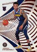 2018-19 Panini Revolution #102 Jarred Vanderbilt NM-MT RC Denver Nuggets Official NBA Basketball Card