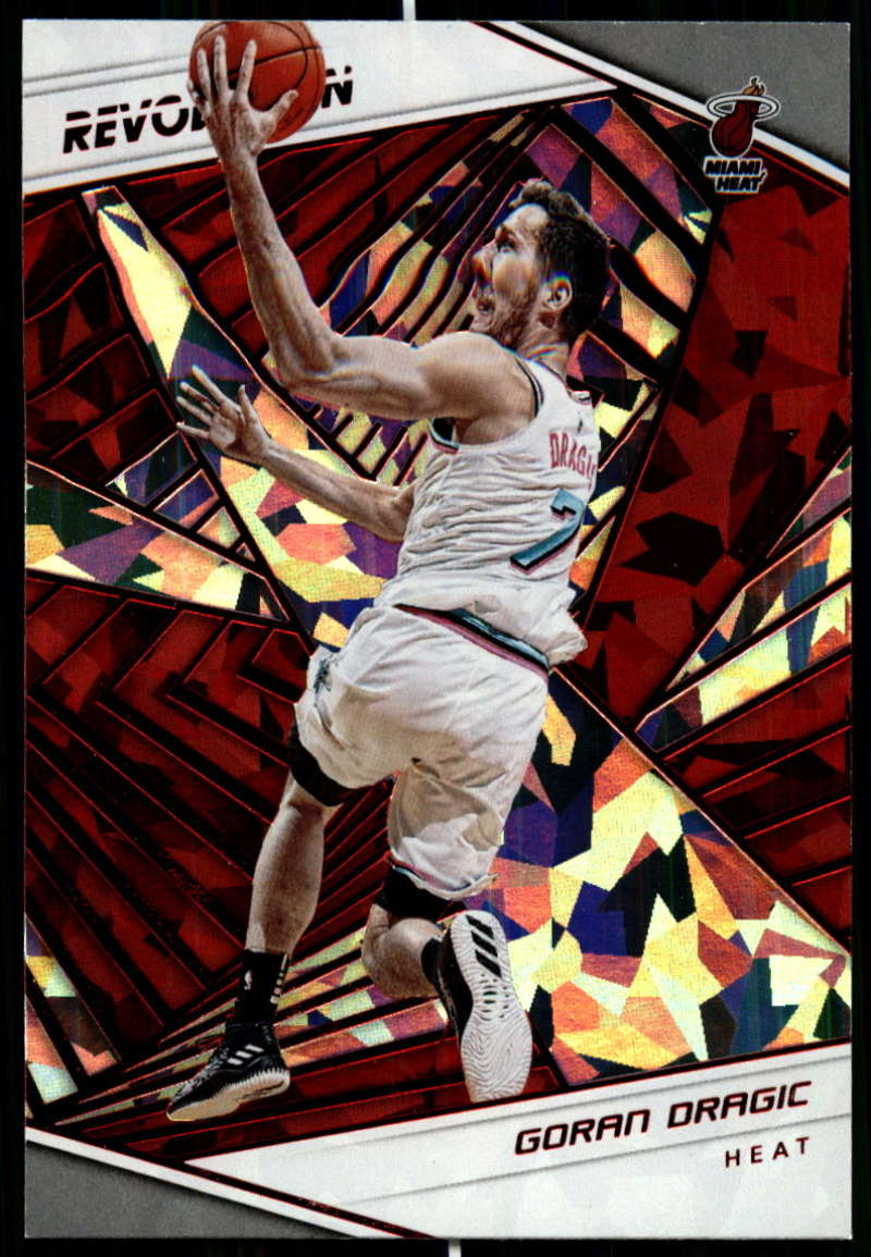 2018-19 Panini Revolution Chinese New Year