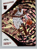 2018-19 Revolution Chinese New Year Red Parallel #136 Chimezie Metu San Antonio Spurs Rookie  Panini NBA Basketball Card