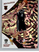 2018-19 Revolution Chinese New Year Red Parallel #138 Dzanan Musa Brooklyn Nets Rookie  Panini NBA Basketball Card